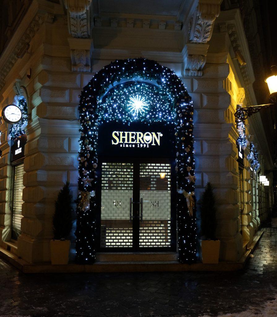 Sheron
