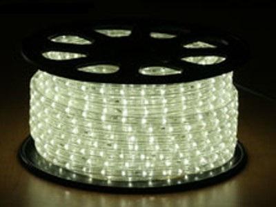 světelný kabel Bílý