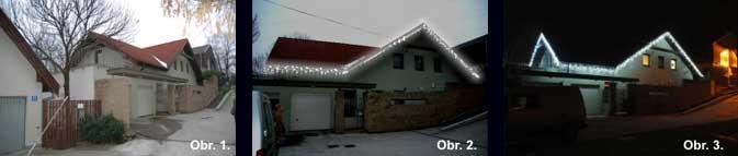 Vianočná výzdoba domov