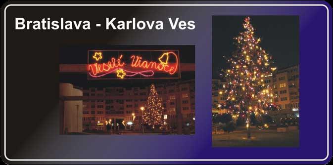 Mesto Bratislava - Karlova Ves