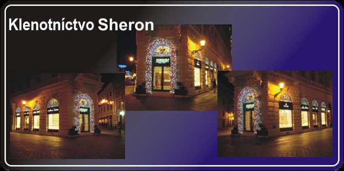 Klenotníctví Sheron